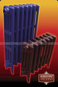 Чугунный радиатор Retro Style DERBY 300