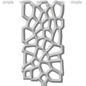Дизайн-радиатор Varmann Diagram 1180 выставочный образец