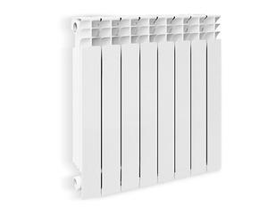 Алюминиевый радиатор Halsen 500/80